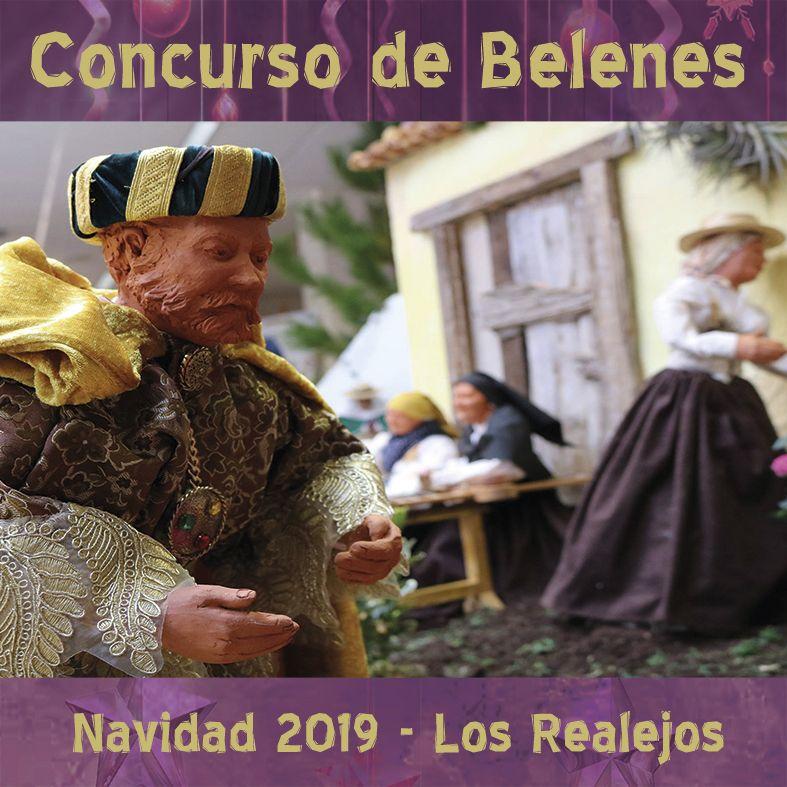 CARTEL CONCURSO DE BELENES 2019