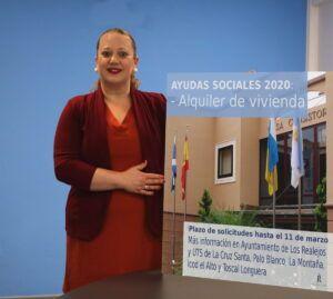 130220 Olga apertura plazo ayudas sociales a mayores 2020
